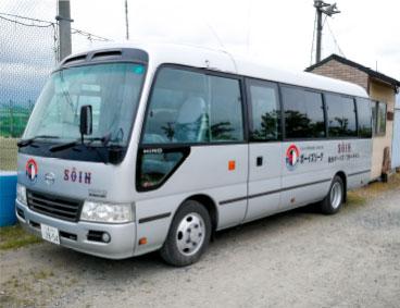 29人乗り専用マイクロバス